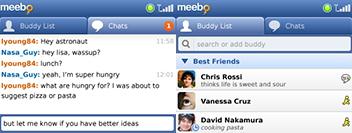 meebo blackberry