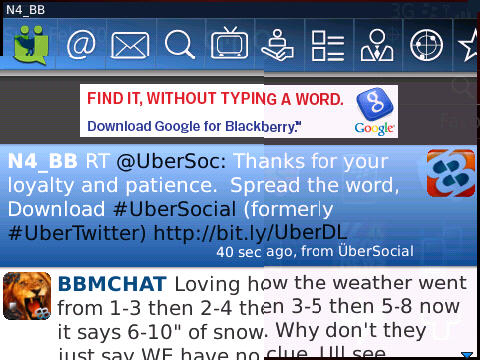 Ubersocial for bb download.